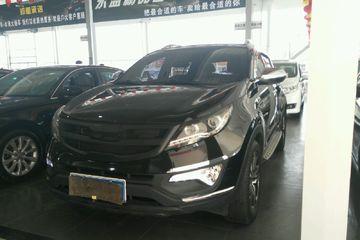 起亚 智跑 2012款 2.0 手动 GL前驱