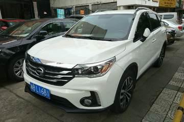 广汽传祺 传祺GS4 2015款 1.3T 自动 200T豪华版