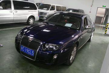 荣威 750 2009款 1.8T 自动 D商雅版NAVI