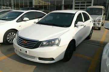 吉利 帝豪三厢 2012款 1.5 手动 超悦惠民型