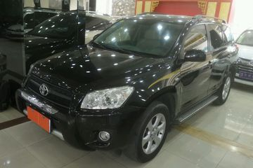 丰田 RAV4 2009款 2.0 自动 经典型前驱