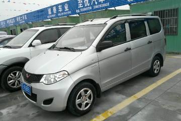 五菱 宏光 2013款 1.5 手动 基本型5-8座