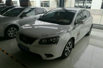 吉利汽车 EC7经典两厢 2013款 1.5 手动 尊贵型