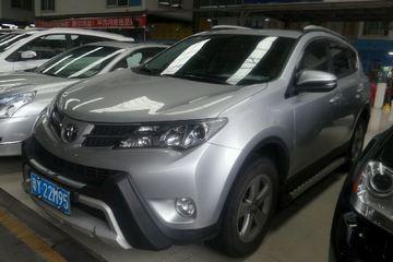 丰田 RAV4 2013款 2.0 自动 都市型前驱