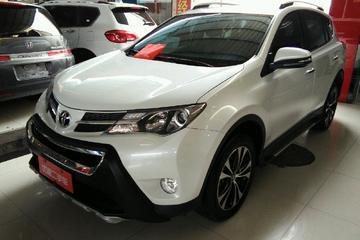 丰田 RAV4 2015款 2.5 自动 精英版四驱