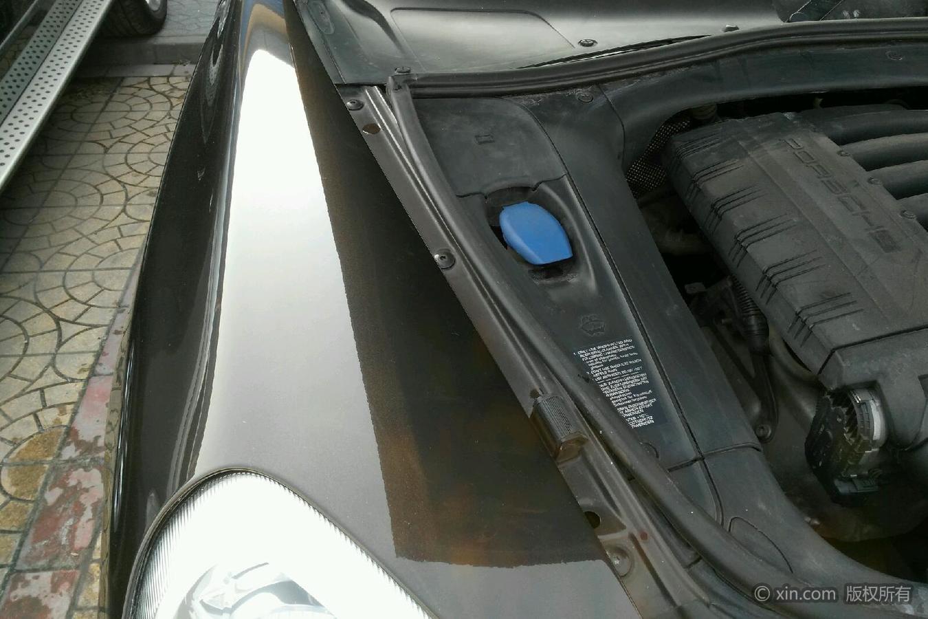 保时捷Cayenne左侧翼子板