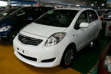 丰田 雅力士 2011款 1.6 自动 E魅动版