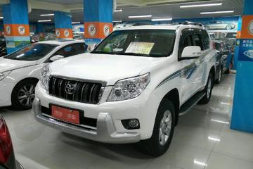 丰田 普拉多 2010款 4.0 自动 TXL四驱