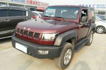北京汽车 北京40 2014款 2.4 手动 征途版四驱