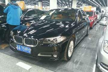 宝马 5系 2014款 2.0T 自动 525Li领先型