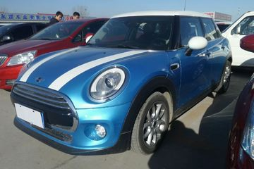 MINI MINI 2015款 1.5T 自动 COOPER Excitement五门版