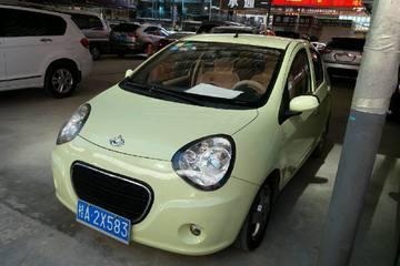 吉利汽车 熊猫 2010款 1.3 自动 爱她版无敌型