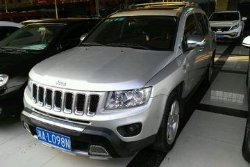 Jeep 指南者 2012款 2.4 自动 都市版四驱