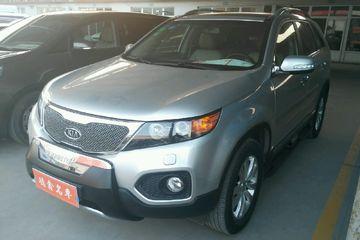起亚 索兰托 2012款 2.2T 自动 至尊版 柴油