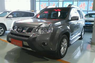 日产 奇骏 2012款 2.5 自动 XL豪华版四驱