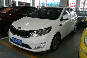起亚 K2两厢 2012款 1.6 自动 Premium