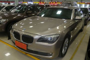 宝马 7系 2009款 3.0T 自动 740Li豪华型