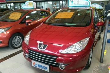 标致 307两厢 2010款 1.6 自动 舒适版