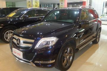 奔驰 GLK级 2013款 3.0 自动 GLK300豪华型四驱