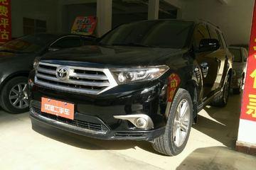 丰田 汉兰达 2011款 2.7 自动 豪华导航版7座前驱