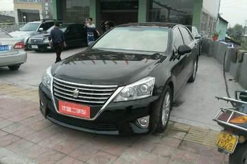 丰田 皇冠 2012款 2.5 自动 Royal舒适版