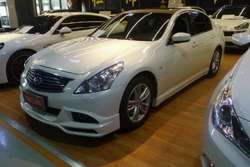 英菲尼迪 G三厢 2013款 2.5 自动 G25豪华运动版