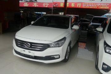 广汽传祺 传祺GA3S视界 2014款 1.6 自动 豪华ESP版