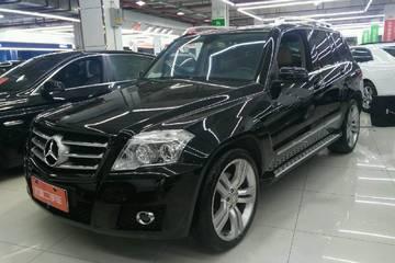 奔驰 GLK级 2008款 3.5 自动 GLK350(272HP)四驱