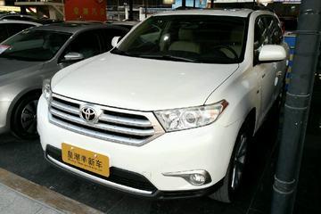 丰田 汉兰达 2012款 3.5 自动 精英版7座四驱