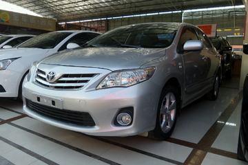 丰田 卡罗拉 2011款 1.8 自动 GL-i