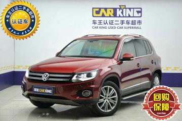 大众 Tiguan 2012款 2.0T 自动 豪华版四驱 柴油