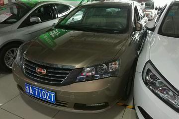 吉利汽车 EC7经典三厢 2012款 1.8 手动 ESC版