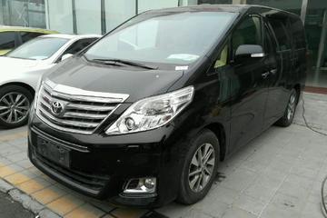 丰田 埃尔法 2012款 3.5 自动 豪华型