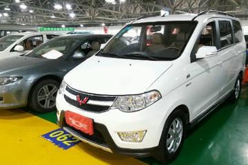 五菱 宏光 2014款 1.5 手动 S舒适型