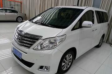 丰田 埃尔法 2012款 2.4 自动 豪华型