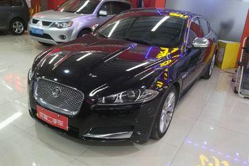 捷豹 XF 2012款 3.0 自动 豪华版