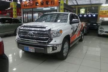 丰田 坦途 2014款 5.7 自动 美规1794限量版