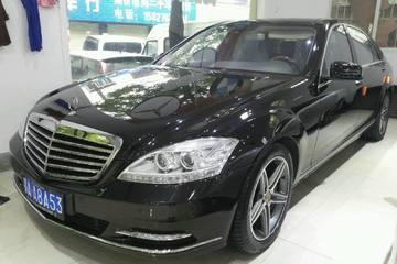 奔驰 S级 2008款 5.5 自动 S500L