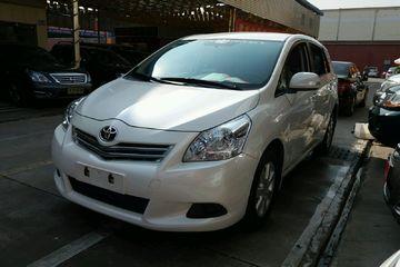 丰田 逸致 2011款 1.8 自动 E精英版5座