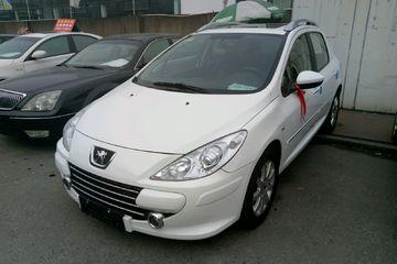 标致 307两厢 2012款 1.6 自动 舒适版