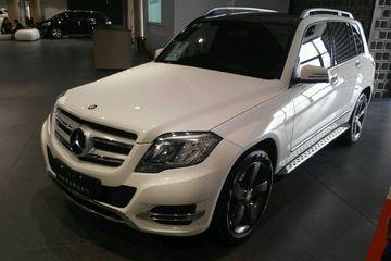 奔驰 GLK级 2013款 3.0 自动 GLK300动感天窗型四驱