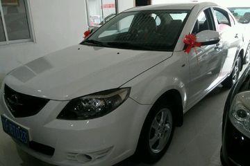 海马 福美来三厢 2011款 1.6 手动 舒适型三代