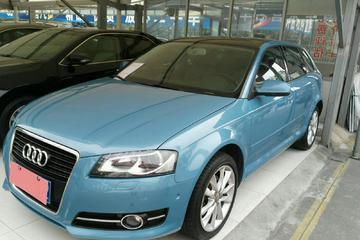 奥迪 A3两厢五门版 2012款 1.8T 自动 豪华版