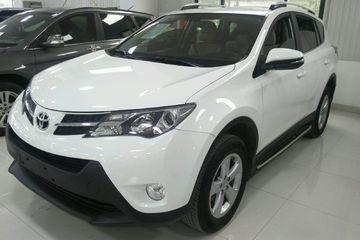 丰田 RAV4 2013款 2.0 自动 风尚型四驱