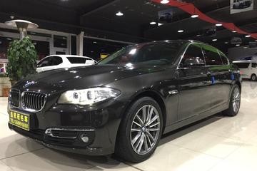 宝马 5系 2014款 2.0T 自动 525Li豪华设计套装