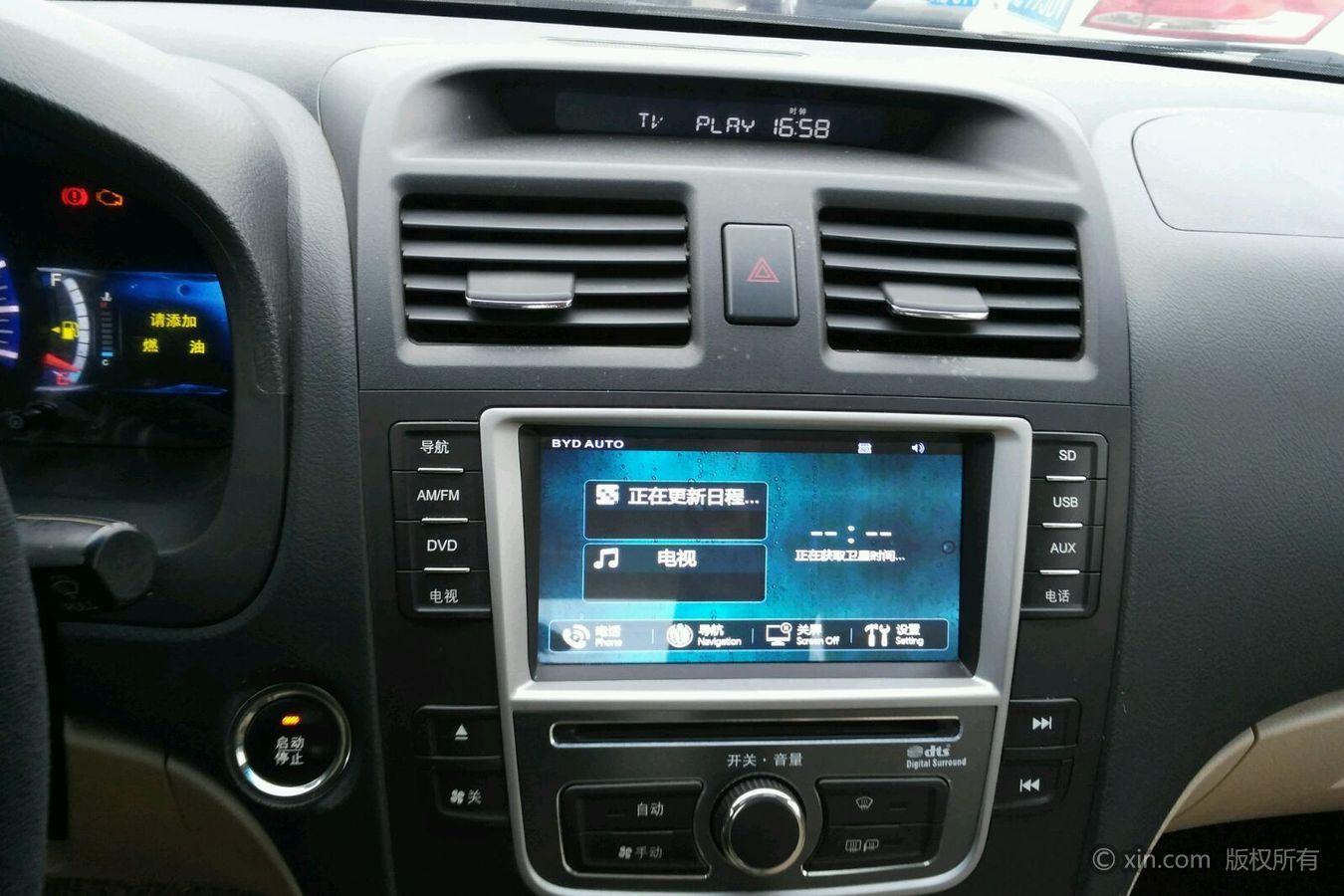 比亚迪 g6 2013款 1.5t 手动 尊贵型ti