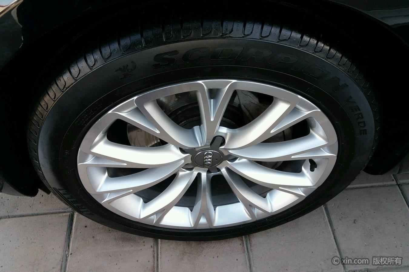 奥迪A8(进口)左前轮胎
