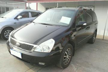 起亚 VQ 2013款 2.2T 自动 VQ-R豪华版 柴油
