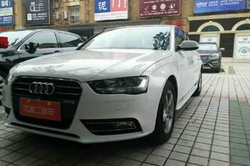 奥迪 A4L 2013款 1.8T 自动 30TFSI舒适型