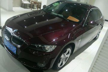 宝马 3系Coupe 2009款 2.5 自动 325i
